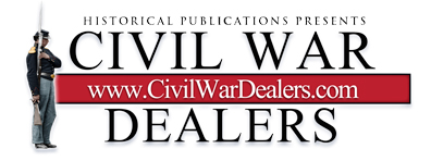 Civil War Dealers Copyright 2000-2009